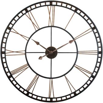 large office wall clock