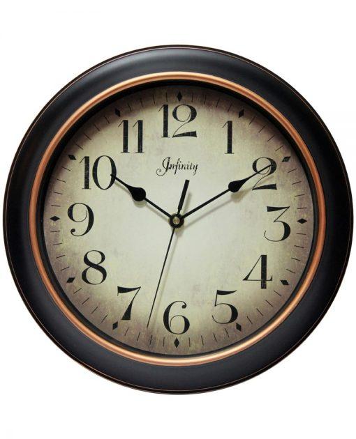 Large Round Precedent Wall Clock kitchen