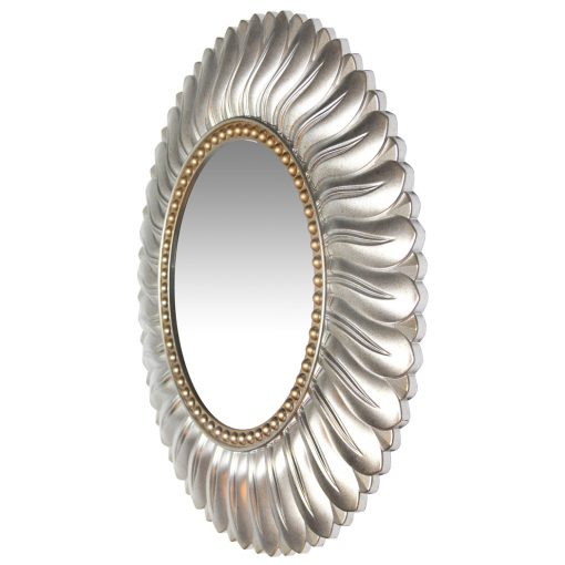 from left side marseille gold wall mirror