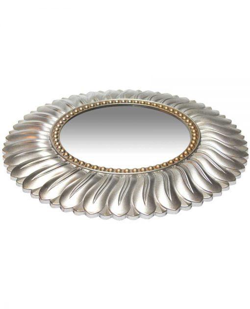 round circular decorative mirror wall