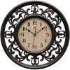 Sofia Large Round Wall Clock kitchen