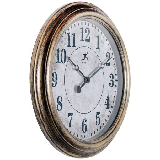 from right side wall clock