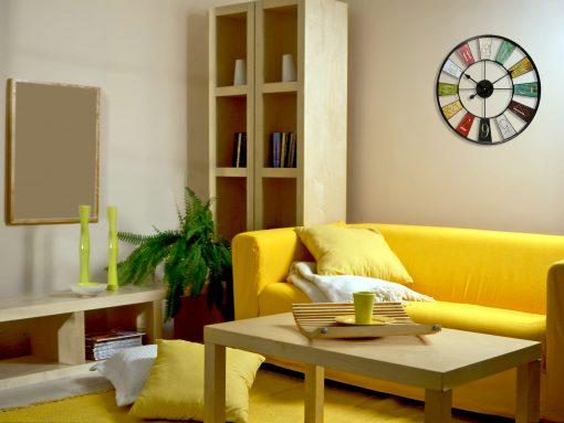 14024-24 wall clock environmental