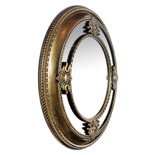 from right side gold wall mirror 23 inch