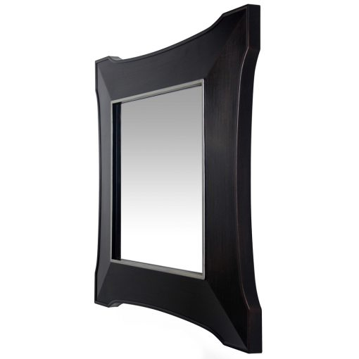 from left side square heritage wall mirror