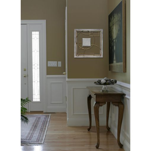 environmental wall decor entryway provincial abstract