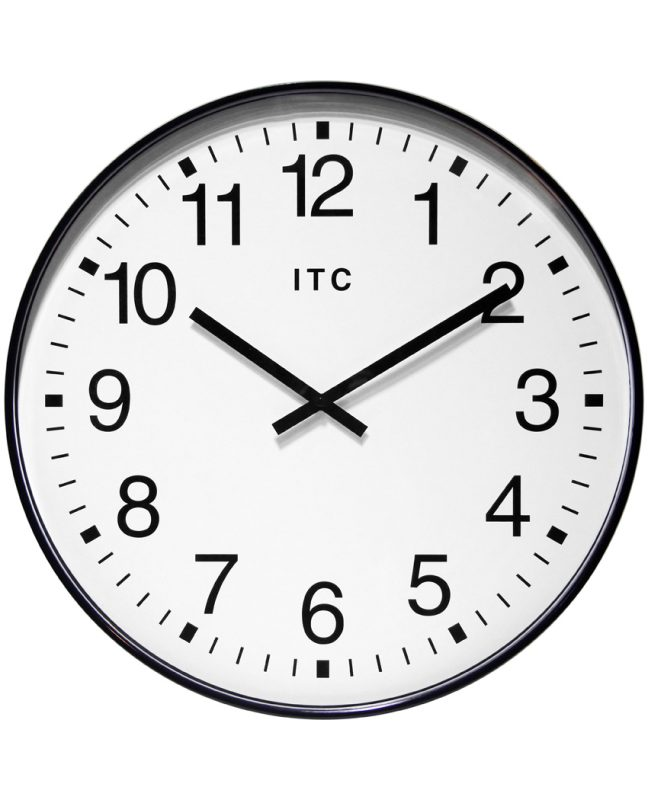 easy to read large clock for office