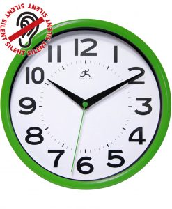 14220gr green metro clock