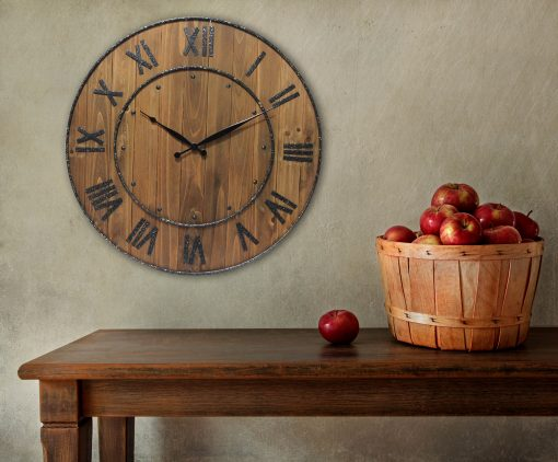 14575wlsmall environmental wall clock