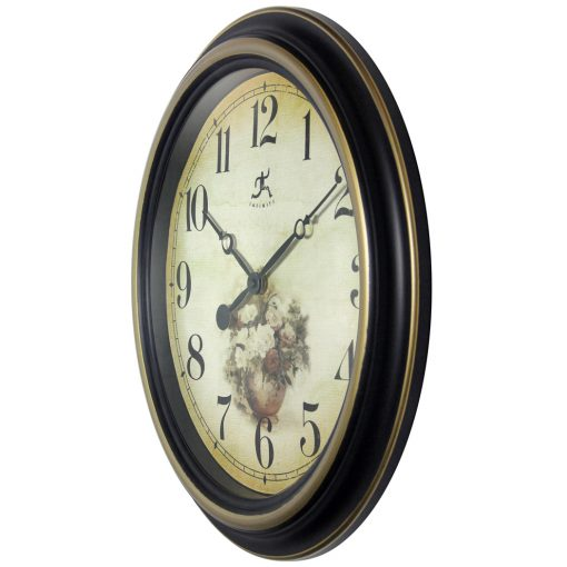 procession from left side wall clock