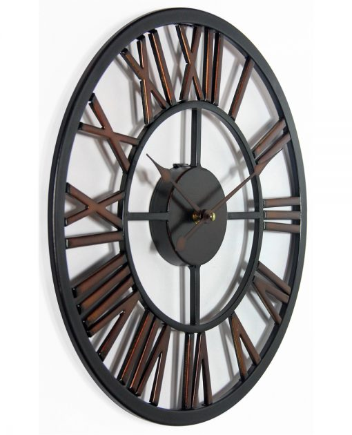 micro fusion wall clock from right side