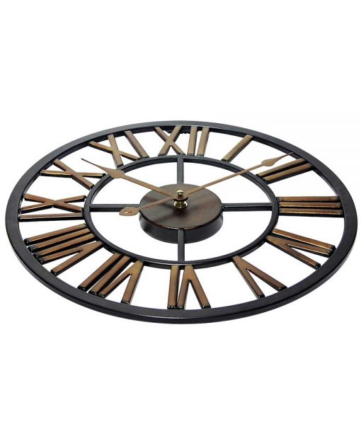 micro fusion large wall clock mini version