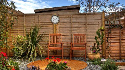 wall clock environmental indoor outdoor