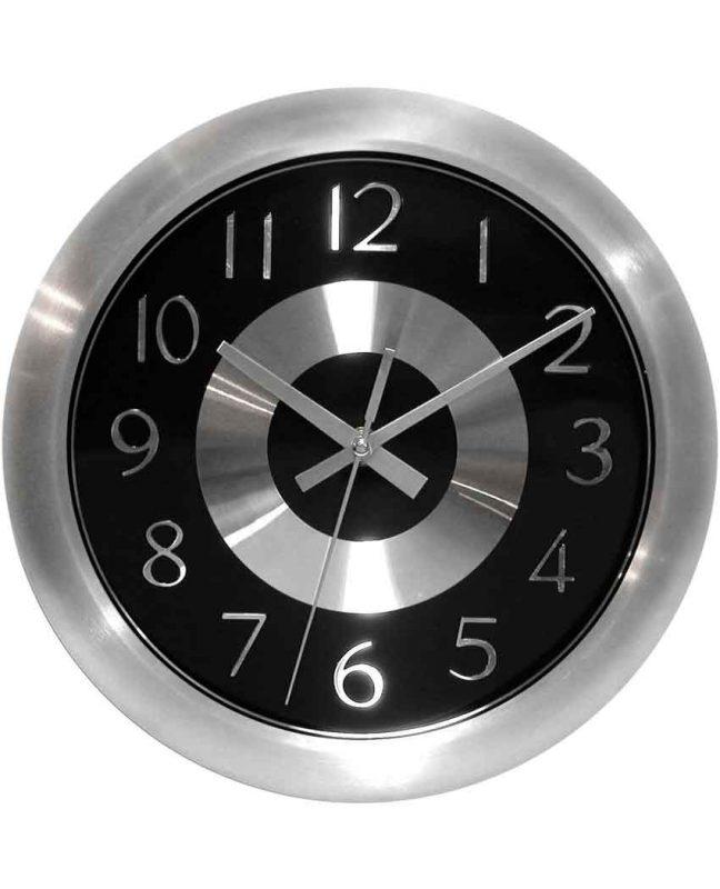 Mercury Black Clock