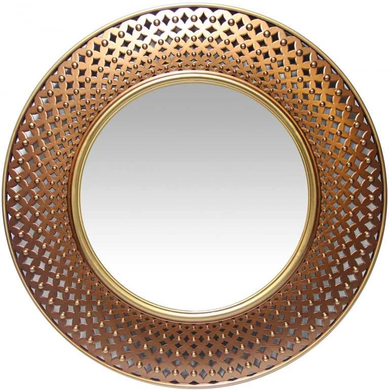 Infinity Instruments Bolly Wall Mirror