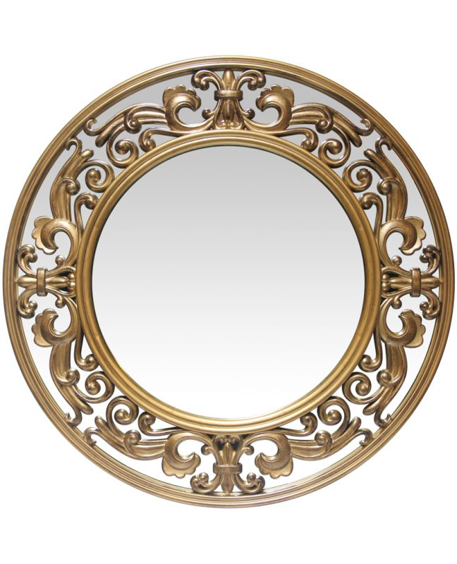 Infinity Instruments Victoria Wall Mirror