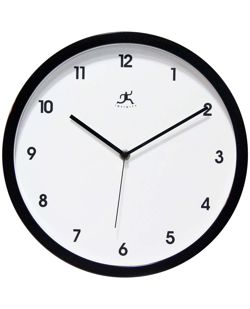 Cirrus Wall Clock By Infinity Instruments