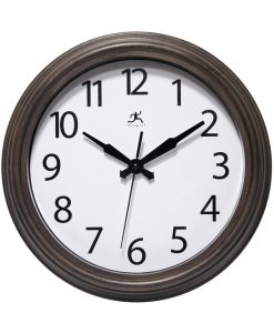 Infinity Instruments Fabrizio All Weather Wall Clock