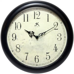 Infinity Instruments Alistaire All Weather Wall Clock