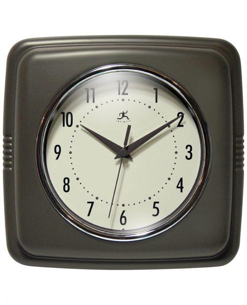 Square Retro Clock kitchen