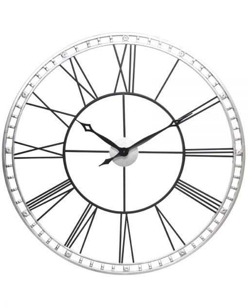 front of tower xxl large extra wall clock 39 inch