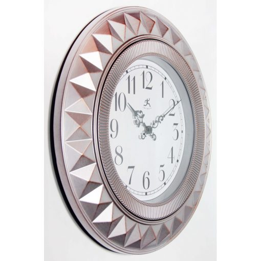left side of elegance wall clock