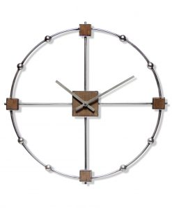 odyssey wall clock front view