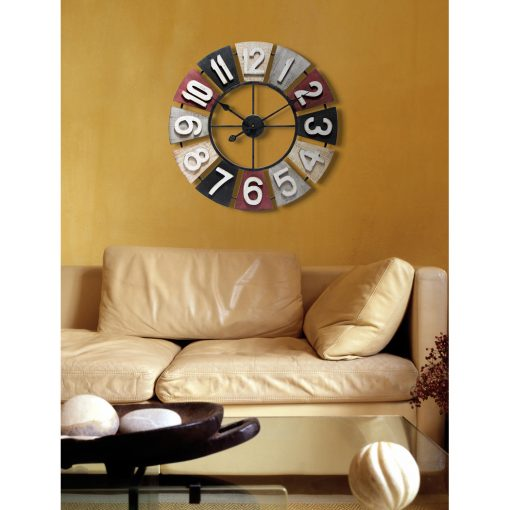 environmental large windmill wall clock