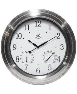 large indoor outdoor wall clock