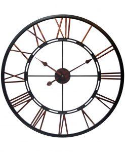Metal Kitchen Clocks